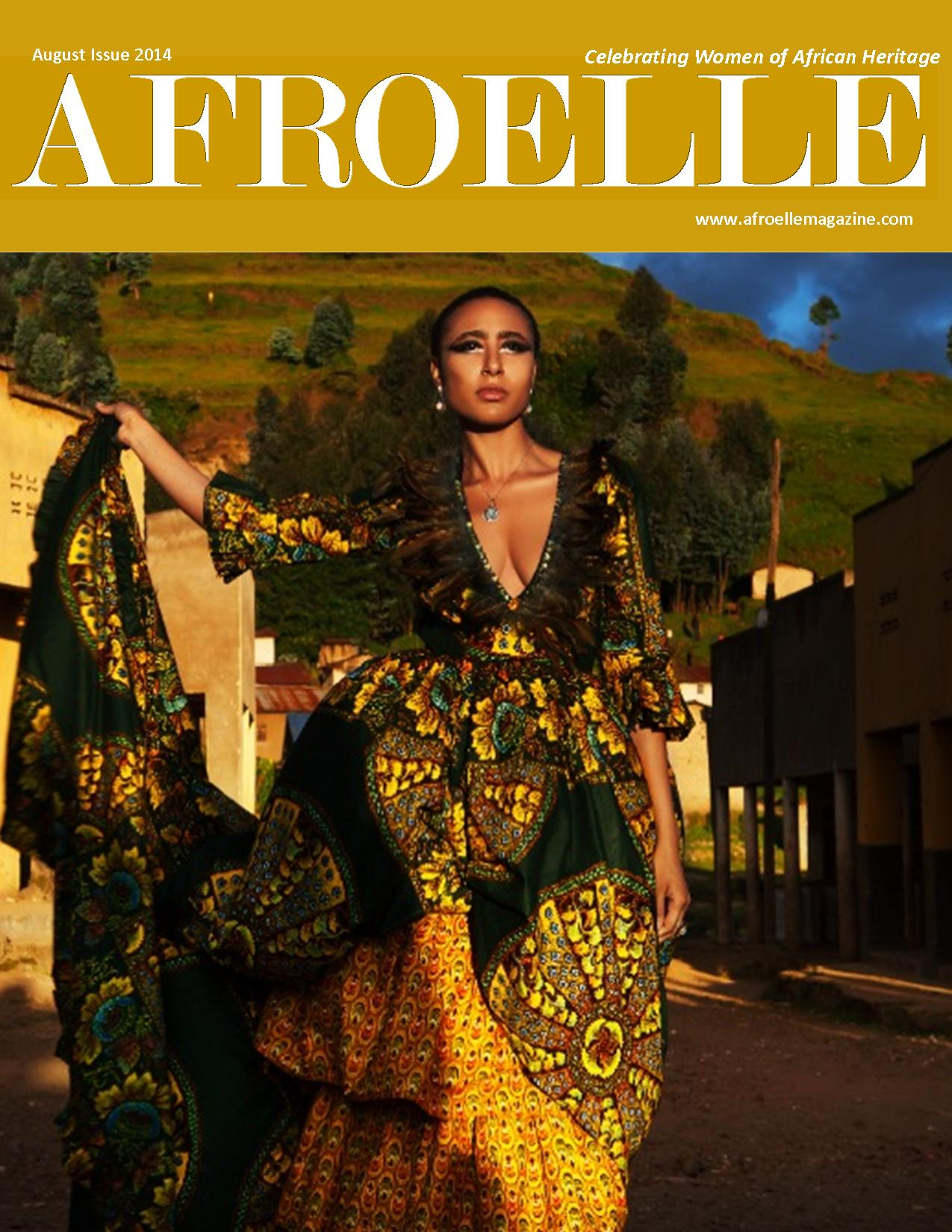 Fashion Issue cover sample 2