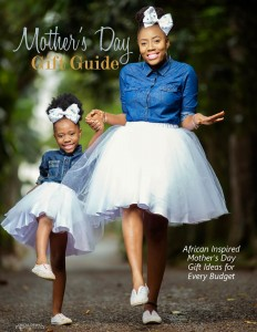 Mother's Day Gift Guide Cover