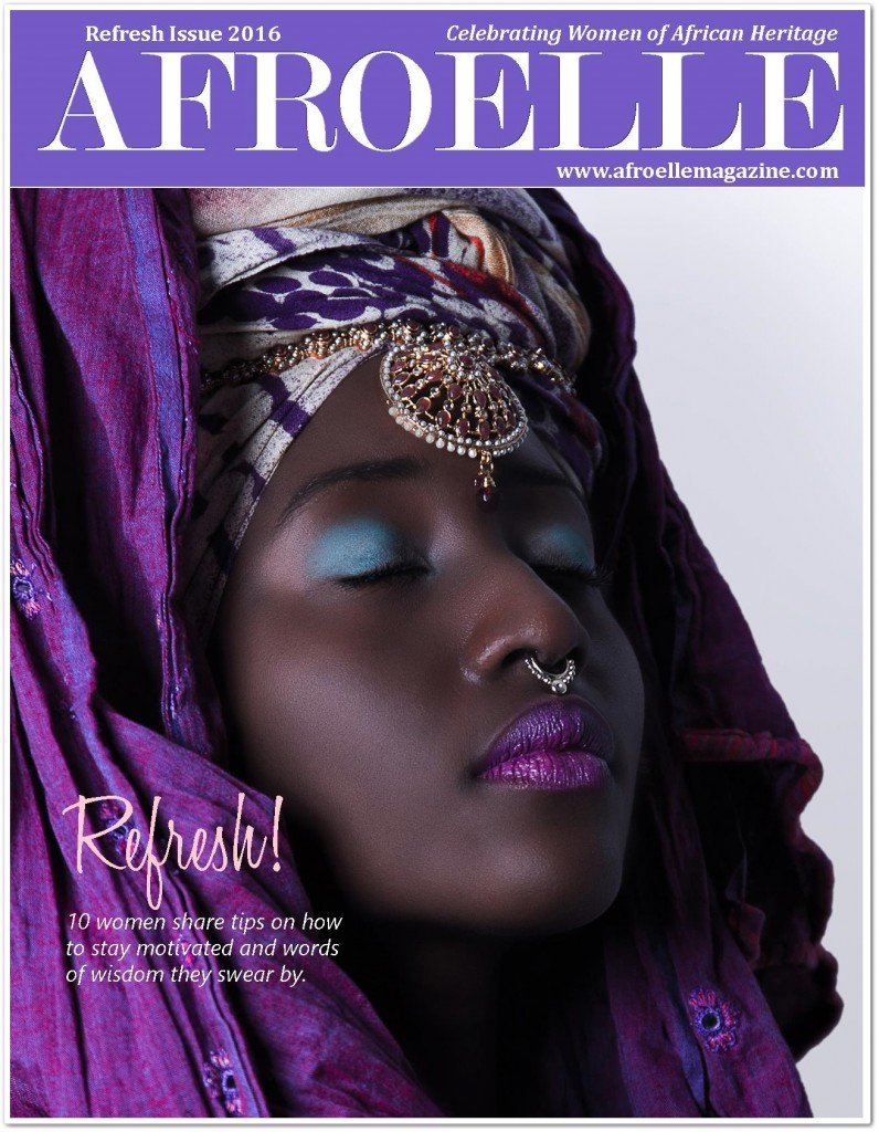 Refresh Issue Final Cover